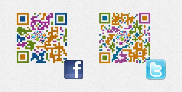 Creare un QR Code per aprire app Facebook e Twitter su Mobile