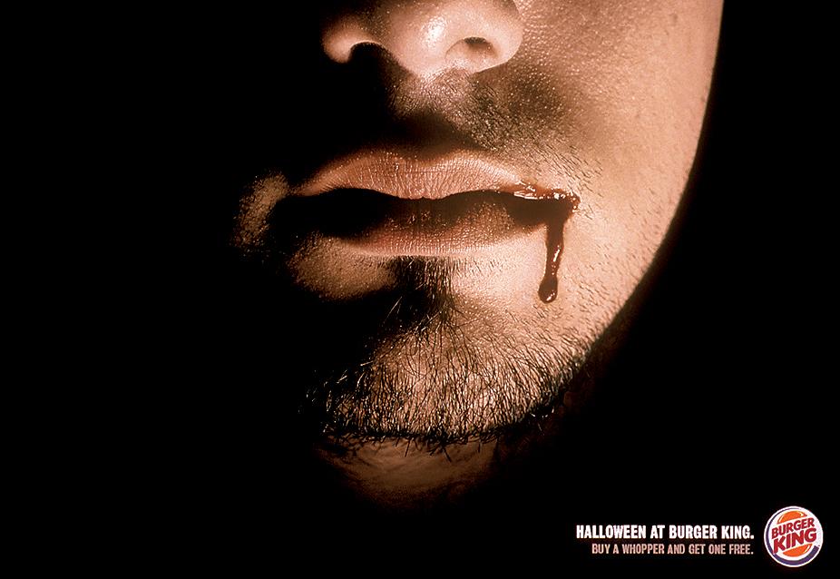 Halloween Marketing BurgerKing-Halloween