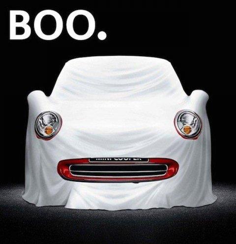 Halloween Marketing - Mini Scary ad