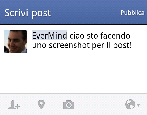 Facebook-Android-App-Tag-nel-post
