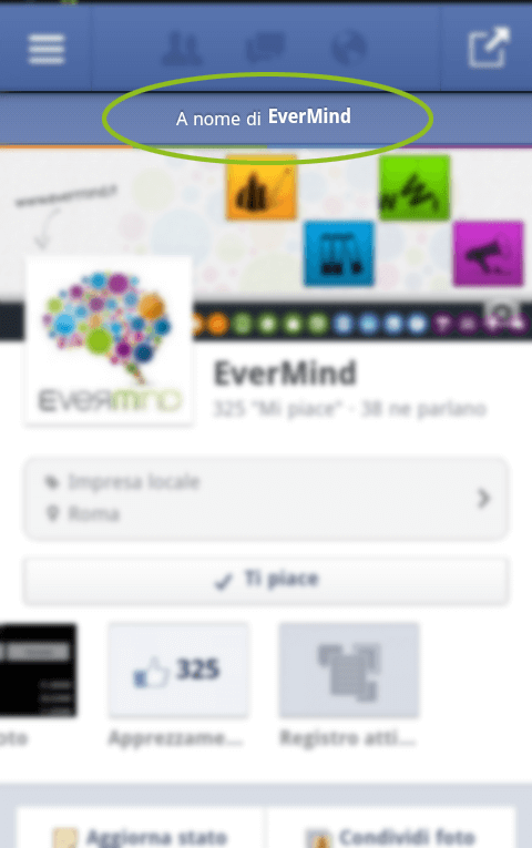 Facebook-Android-App-fanpage
