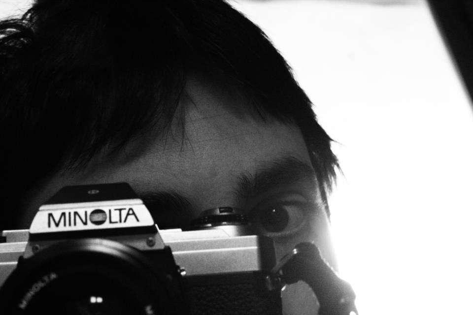 Videomaker Francesco Cozzupoli