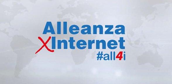 Alleanza per Internet l'iniziativa per l'Italia digitale