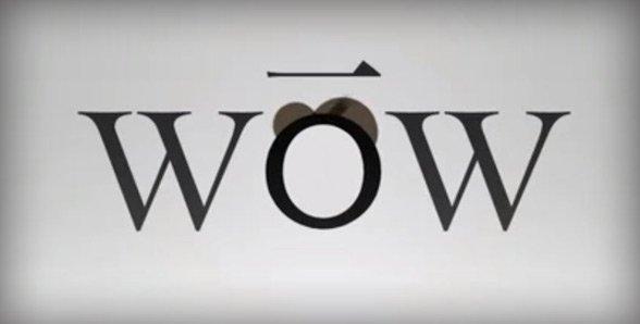 Tenspace –  Video tipografico