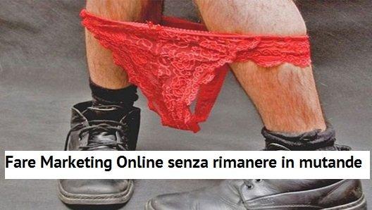 Come Fare Marketing Online: Senza Frottole #1