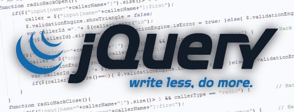 10 plugin jQuery per migliorare l'usabilità in ambito Enterprise