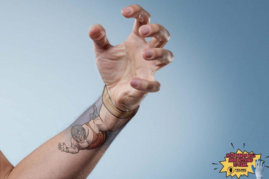 Guanti. Le tue mani non hanno nulla da temere