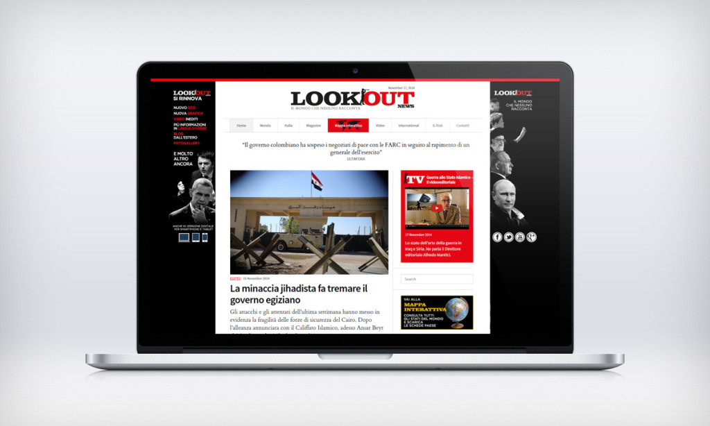 LookoutNews da mobile