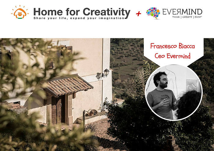 Home 4 Creativity ospita Evermind: workshop strategie digitali