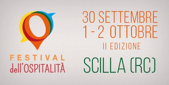 Festival dell'Ospitalità 2016 – II Edizione – Programma