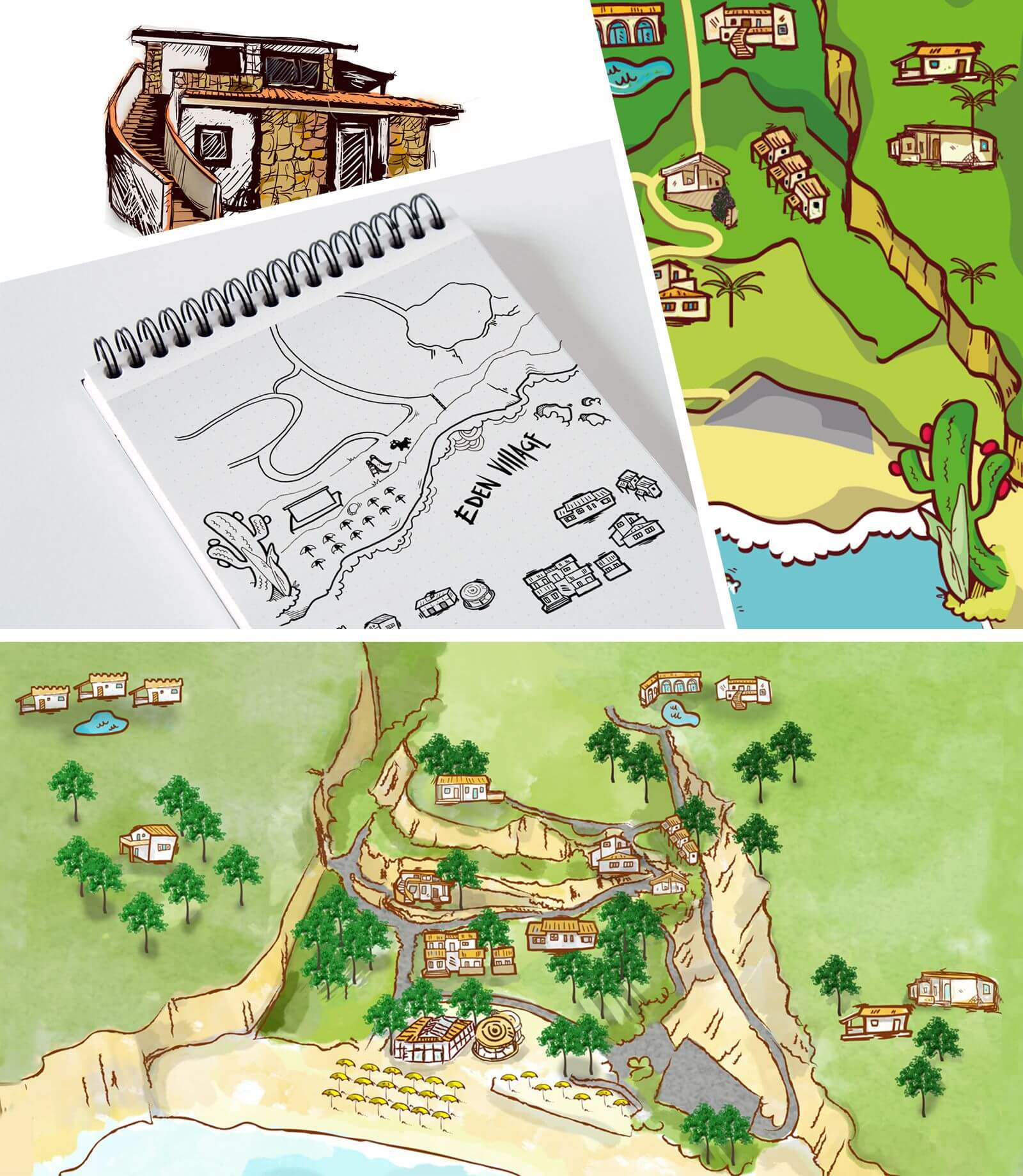 Hotel Village Eden