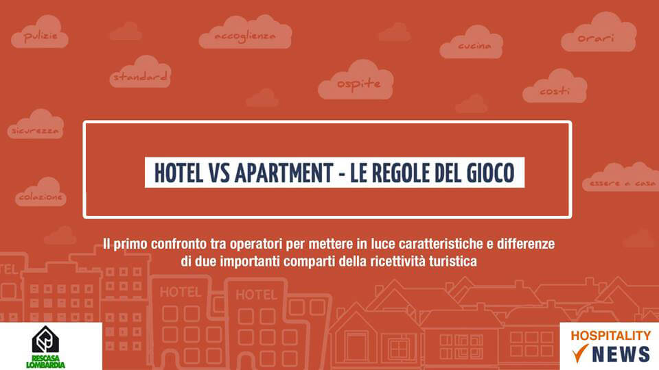 Hotel vs Apartment: le regole del gioco