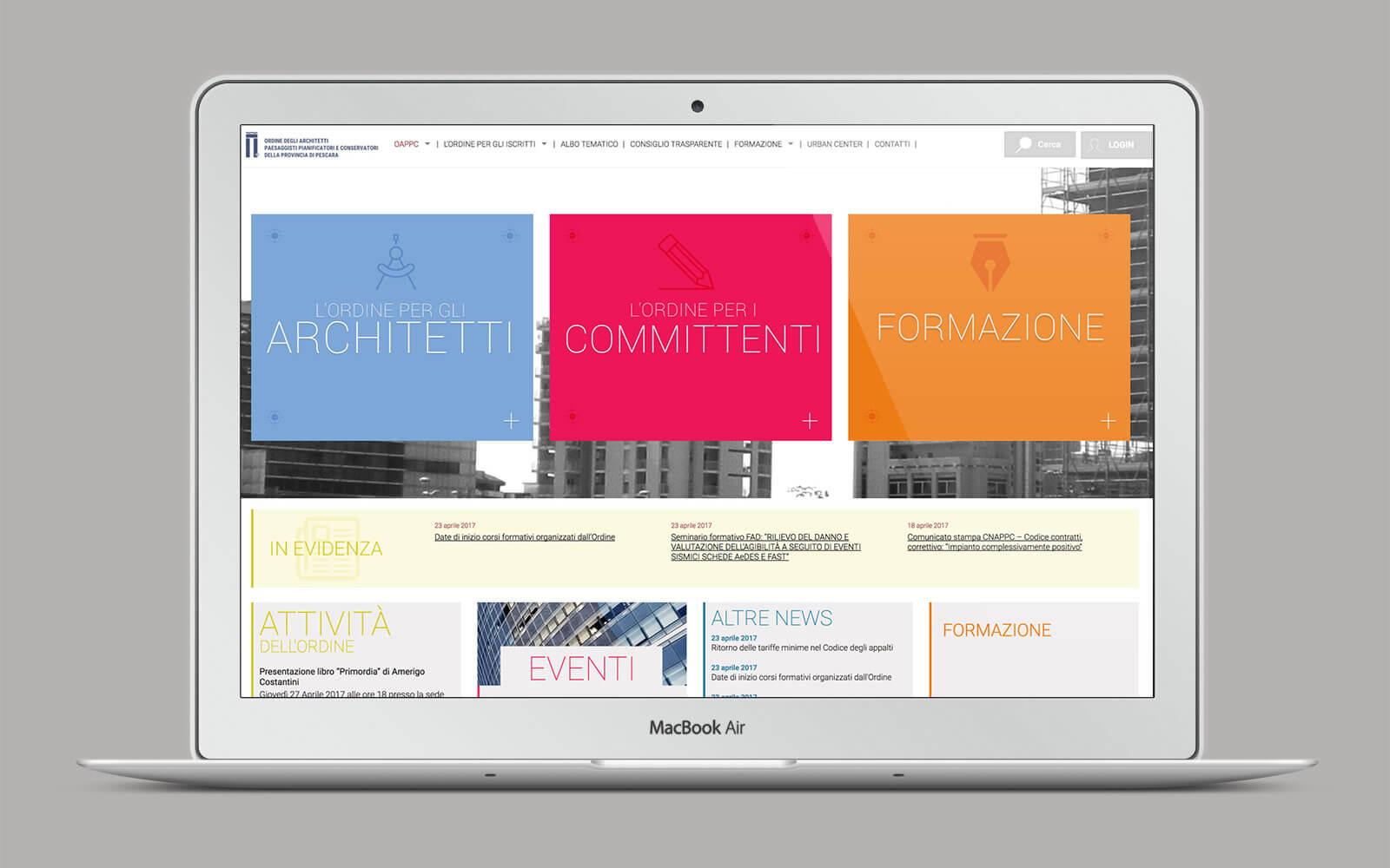 Ordine degli Architetti di Pescara