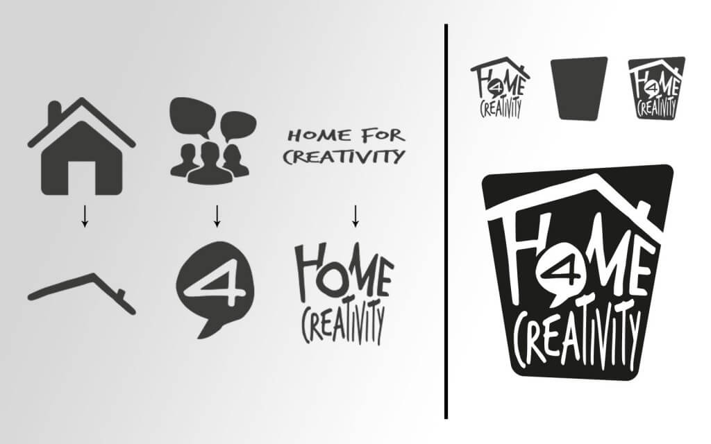 home-for-creativity-processo-creativo-logo