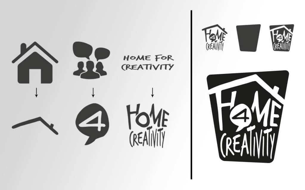 home-for-creativity-processo-creativo-logo