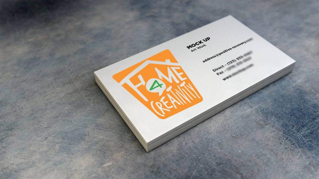 home4creativity-logotipo-biglietti-da-visita
