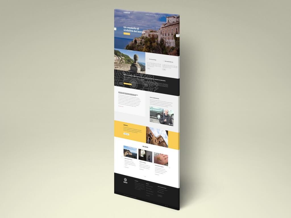 borgoslow-sito-web-home-page