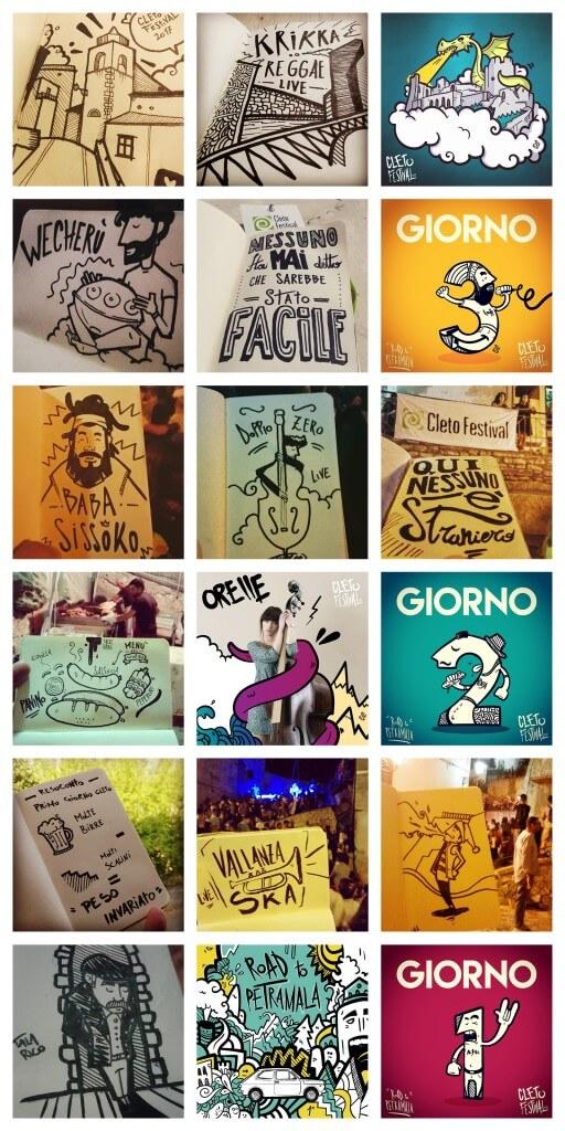 roadtopetramala-diario-di-viaggio-illustrato-storytelling-cleto-festival
