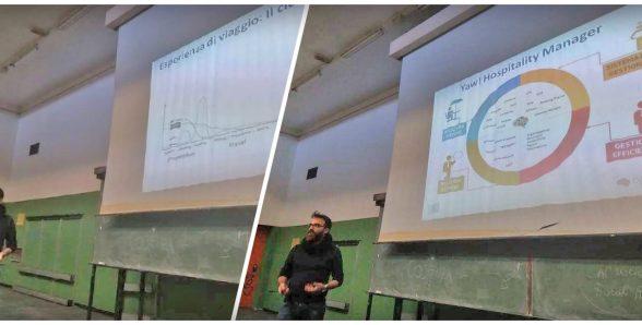 Digital marketing turistico: la mia prima volta come docente all'Università della Calabria