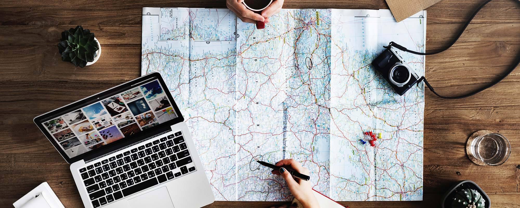Hotel marketing: progetta la customer journey per viaggiare con i tuoi ospiti