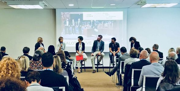 Smart working day: raccontarsi alla tappa di Milano