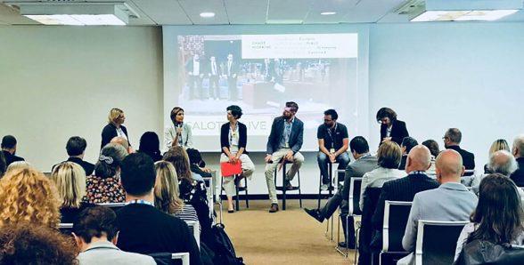 Smart working day: raccontarsi alla tappa di Milano