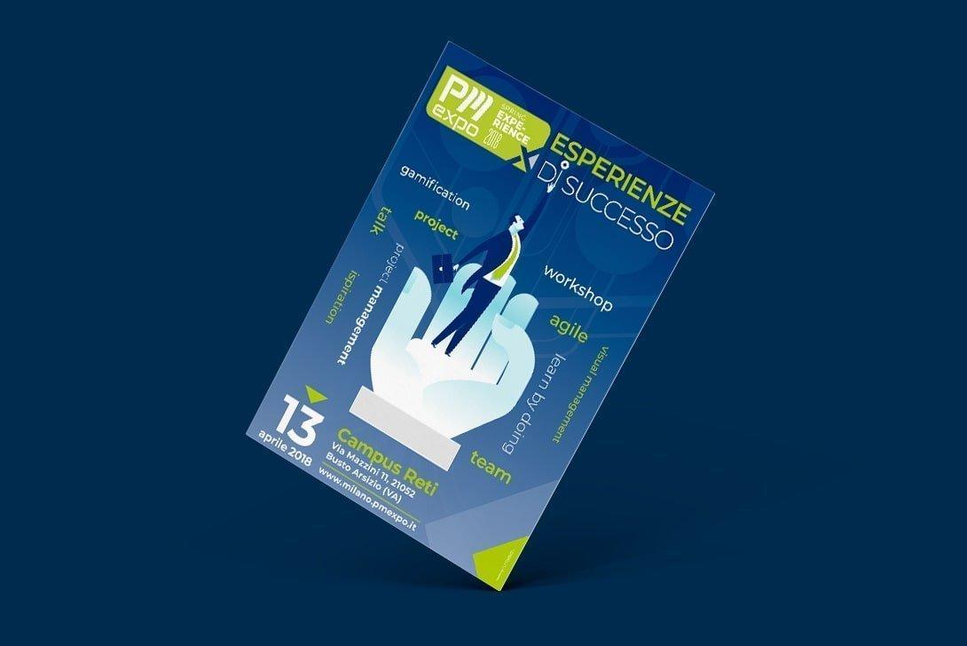 Pm EXPO Spring – Brand Design